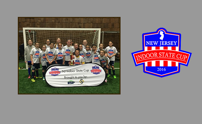 NJ STALLIONS GIRLS - 2016 NJ INDOOR STATE CUP REVIEW! - 3 TEAMS CROWNED CHAMPIONS!